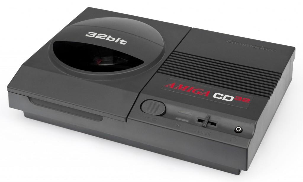 Amiga CD 32 Konsole